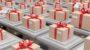 Piekdrukte feestdagen pakketten Modint Logistiek